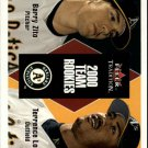 2000 Fleer Tradition Update 92 B.Zito RC/T.Long