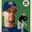 2000 Fleer Tradition Update 98 Andy Thompson RC