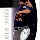 2002 SP Authentic 108 Jeremy Ward FW RC