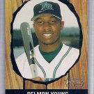 2003 Bowman Heritage 253 Delmon Young KN RC