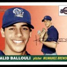 2004 Topps Heritage 149 Khalid Ballouli RC