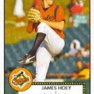 2006 Topps 52 67 James Hoey RC