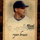 2007 Artifacts 96 Ryan Braun RC
