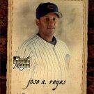 2007 Artifacts 99 Jose Reyes RC