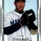 2007 Upper Deck 40 Cesar Jimenez RC