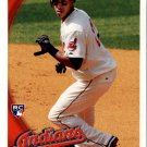 2010 Topps 270 Michael Brantley RC