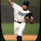 2011 Bowman 195 Jeremy Jeffress RC