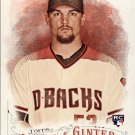 2016 Topps Allen and Ginter 330 Zack Godley SP RC