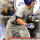 2016 Topps Bunt 15 Corey Seager RC