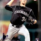 2017 Bowman 4 Jeff Hoffman RC