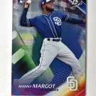 2017 Bowman Platinum 89 Manny Margot RC