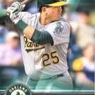 2017 Topps Bunt 17 Ryon Healy RC
