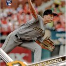 2017 Topps Opening Day 108 Tyler Glasnow RC
