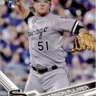2017 Topps Opening Day 121 Carson Fulmer RC