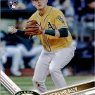 2017 Topps Opening Day 159 Ryon Healy RC
