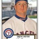 2006 Topps 52 120 Drew Meyer (RC)