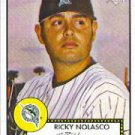 2006 Topps 52 47 Ricky Nolasco (RC)