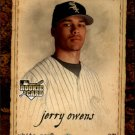 2007 Artifacts 85 Jerry Owens (RC)