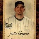 2007 Artifacts 89 Justin Hampson (RC)