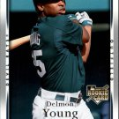 2007 Upper Deck 43 Delmon Young (RC)