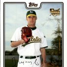 2008 Topps Update UH170 Greg Smith (RC)