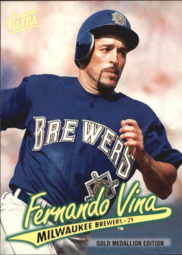 1997 Ultra Gold Medallion 84 Fernando Vina