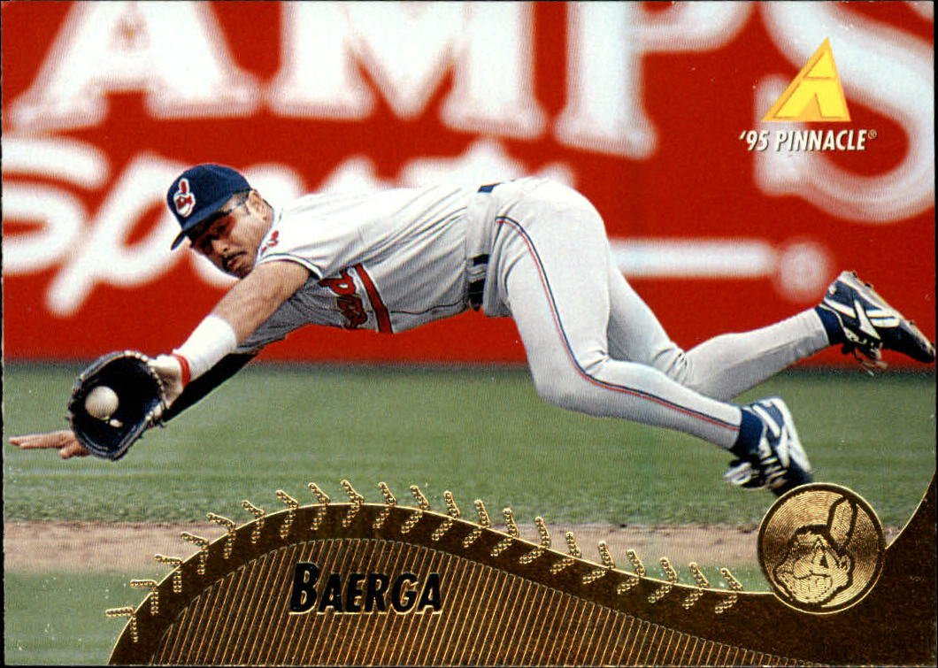 1995 Pinnacle 200 Carlos Baerga