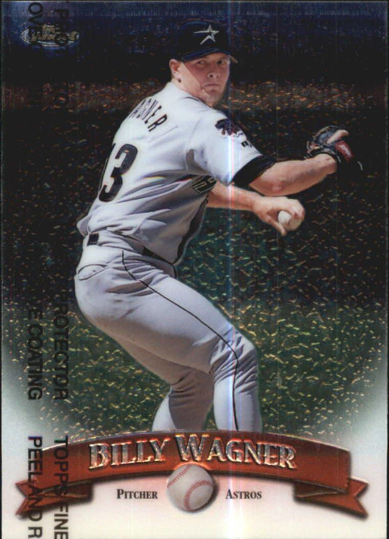 1998 Finest 253 Billy Wagner