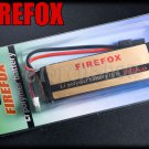 FireFox 11.1V 1600mAh 20C Li Po AEG Airsoft Battery 103mm x 34mm