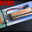 FireFox 11.1V 2200mAh 20C Li Po AEG Airsoft Battery 103mm x 34mm