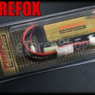 FireFox 11.1V 2300mAh 20C Li Po AEG Airsoft Battery 103mm x 34mm