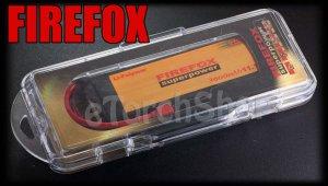 FireFox 11.1V 3600mAh 20C Li Po AEG Airsoft RC Battery 133mmx 42mm