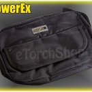 Maha PowerEx Deluxe Nylon Carrying Travel Case 23x16x5 CM for Battery & Charger