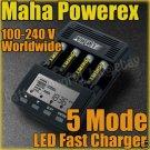 Maha PowerEx MH-C9000 5 Mode Smart Charger NiCd NiMH