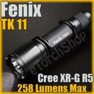 Fenix TK11 Cree R5 Led 285 LM 2 Mode Flashlight Torch
