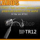 KLARUS TR12 Multiple Remote Pressure Pad Signal Switch For XT2C Flashlight Torch