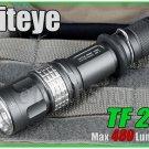 Niteye TF20 Cree XM-L U2 LED 480Lm Magnetic Control 18650 CR123 Flashlight Torch