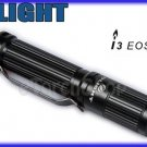 Olight i3 EOS Cree R5 LED AAA Flashlight Keychain Black *Blue Yellow Red Purple*