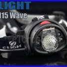 OLIGHT H15 Headlamp Wave 10x aaa High Ceapacity Battery Cree XM-L LED Flashlight
