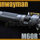 Sunwayman M60R Cree T6 LED Magnetic Control Flashlight