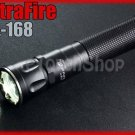 Ultrafire RL 168 OSRAM LED AA 3 Mode Flashlight Torch