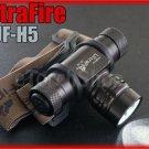 Ultrafire UF-H5 Cree XP-G R5 LED 380LM 14500 AA Headlight Headlamp Flashlight