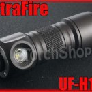 Ultrafire UF-H1 Cree Headlight Headlamp CR123A H30