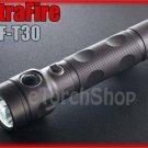 Ultrafire UF-T30 Cree T6 LED Digital Control USB Charge Cable 18650 Flashlight