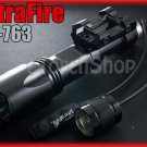 UltraFire UF-763 Q5 250LM Tactical Airsoft Flashlight