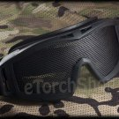 Airsoft Tactical Protection Mesh Glasses Goggle Lens Bl