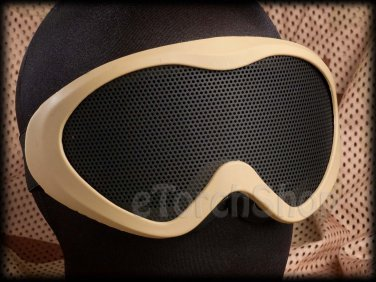Extra Large Protection Mesh Cover Glasses Goggle F Airsoft Paintball DT