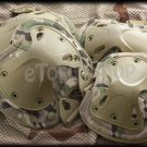Knee & Elbow Protection X-Tak Pads Set DT Camouflage