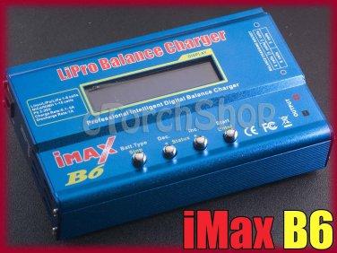 iMax B6 AC/DC Li-Po Li-ion Ni-MH Battery Balance Charger w 5A 12v Power Adapter