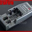 Ultrafire WF 139 3.6v 3.7v Charger F Li ion Rechargeable Battery 18650 17670